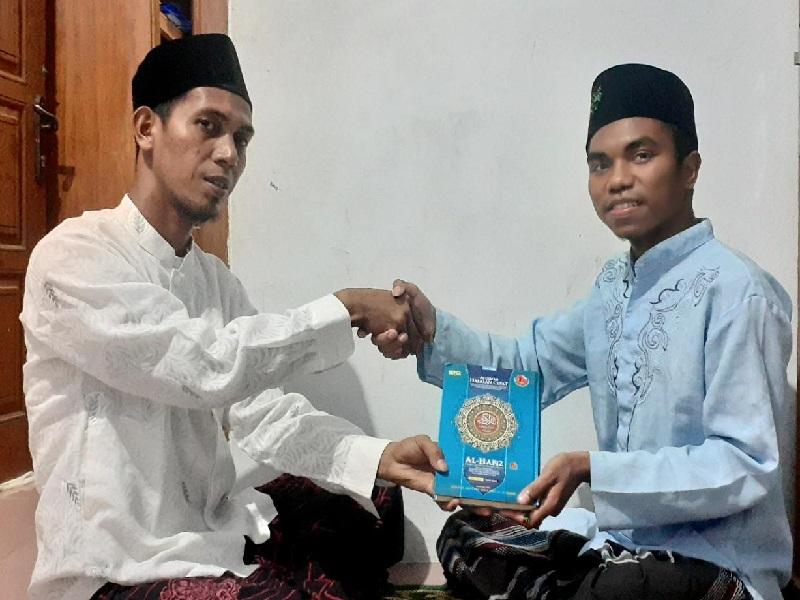 Komunitas WAN Kembali Beraksi Dalam Program Donasi Aksi Tebar Qur'an Nusantara