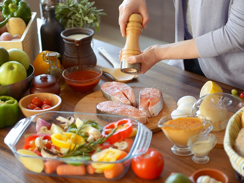 Ketahui 3 Nutrisi Penting Ini Dukung Stamina Tubuh Selama Berpuasa