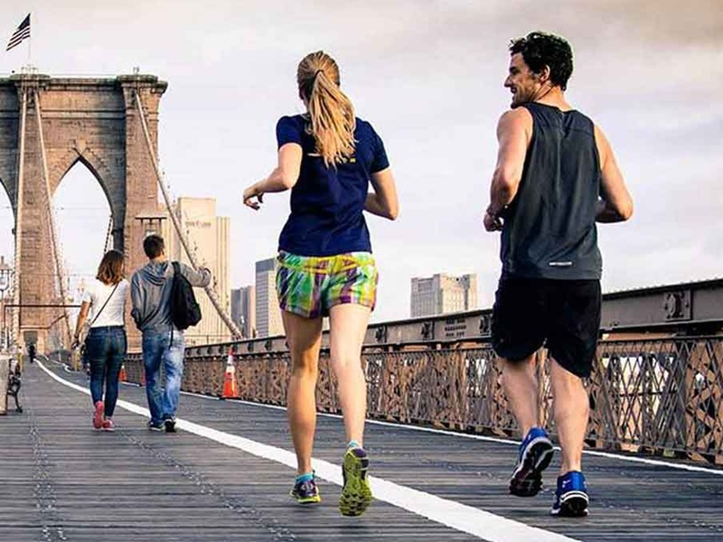 Sederhana tapi Banyak Faedah, Ini Sederet Manfaat Lari Pagi